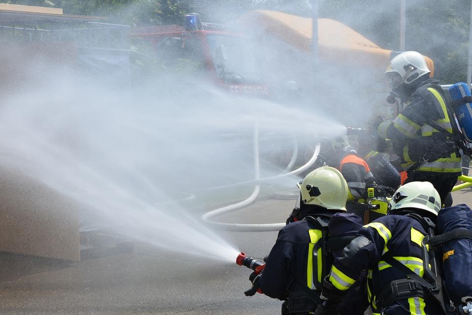 Резюме пожарного образец
