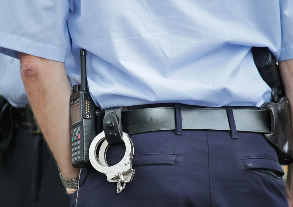 Резюме сотрудника полиции образец