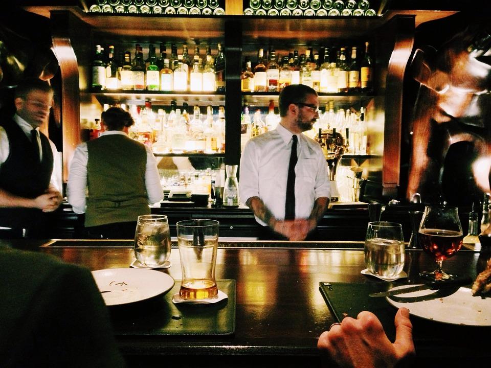 Резюме бармена, образец