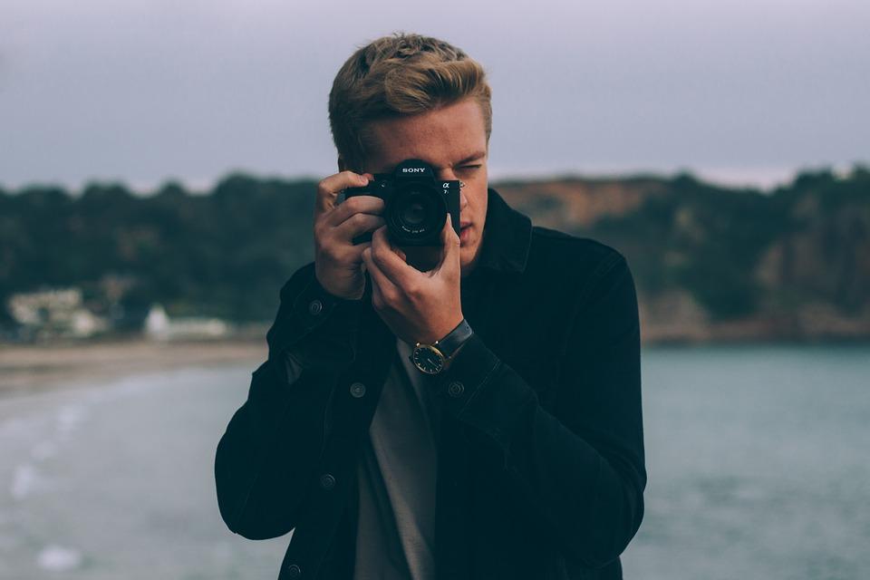 Резюме фотографа, образец